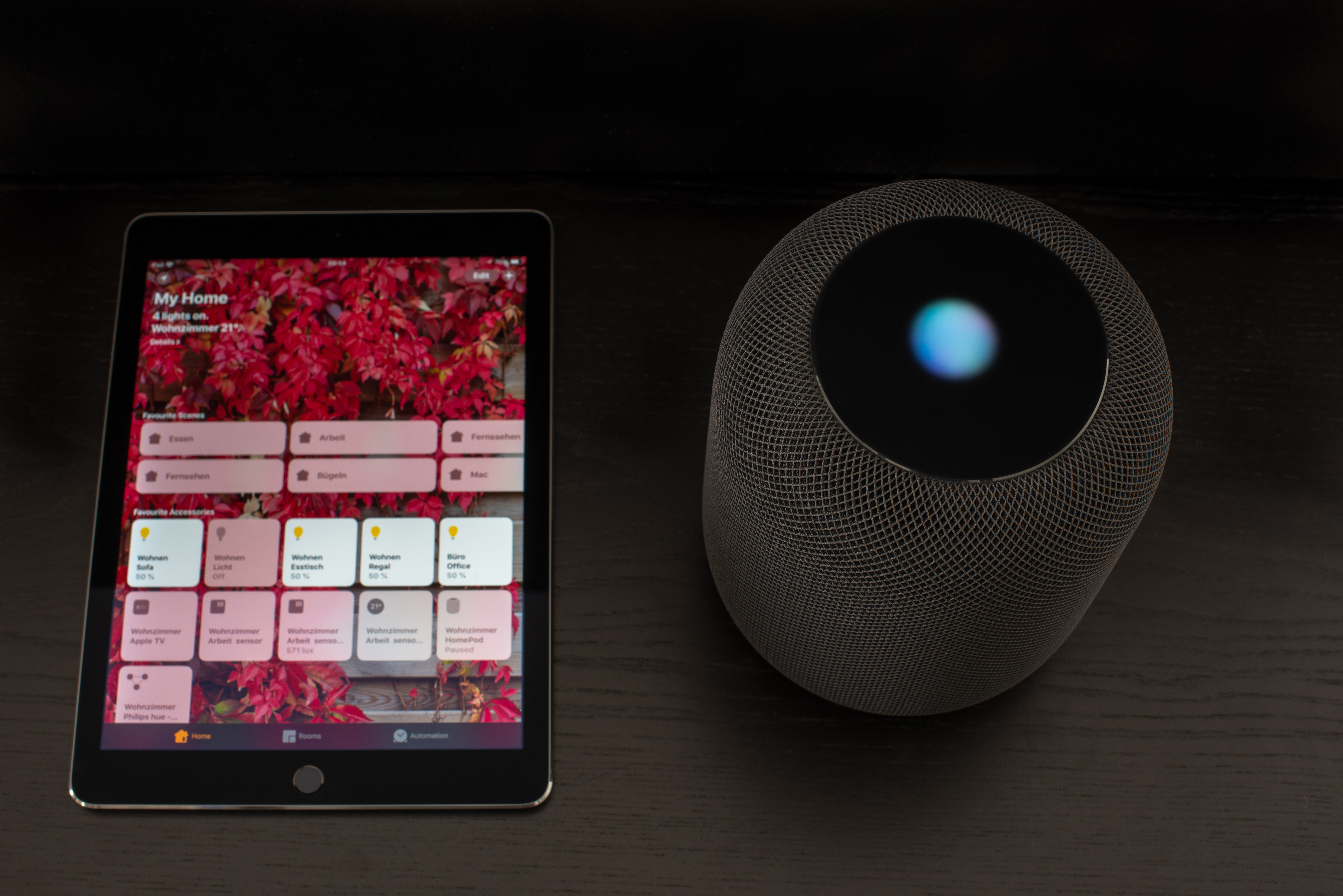 smart home market research homepod