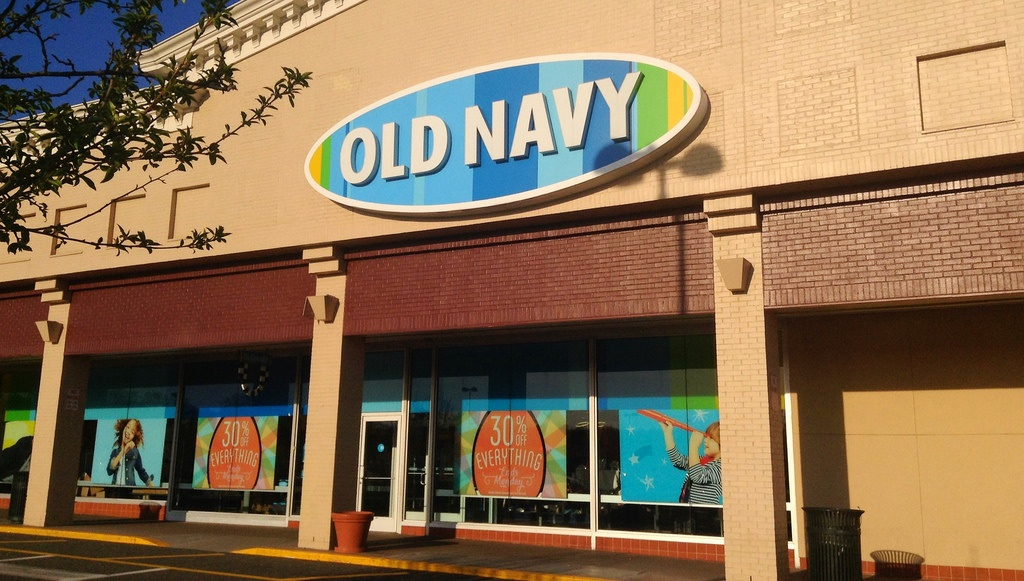 strategic consulting old navy
