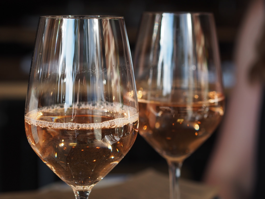 CPG market research rose wine
