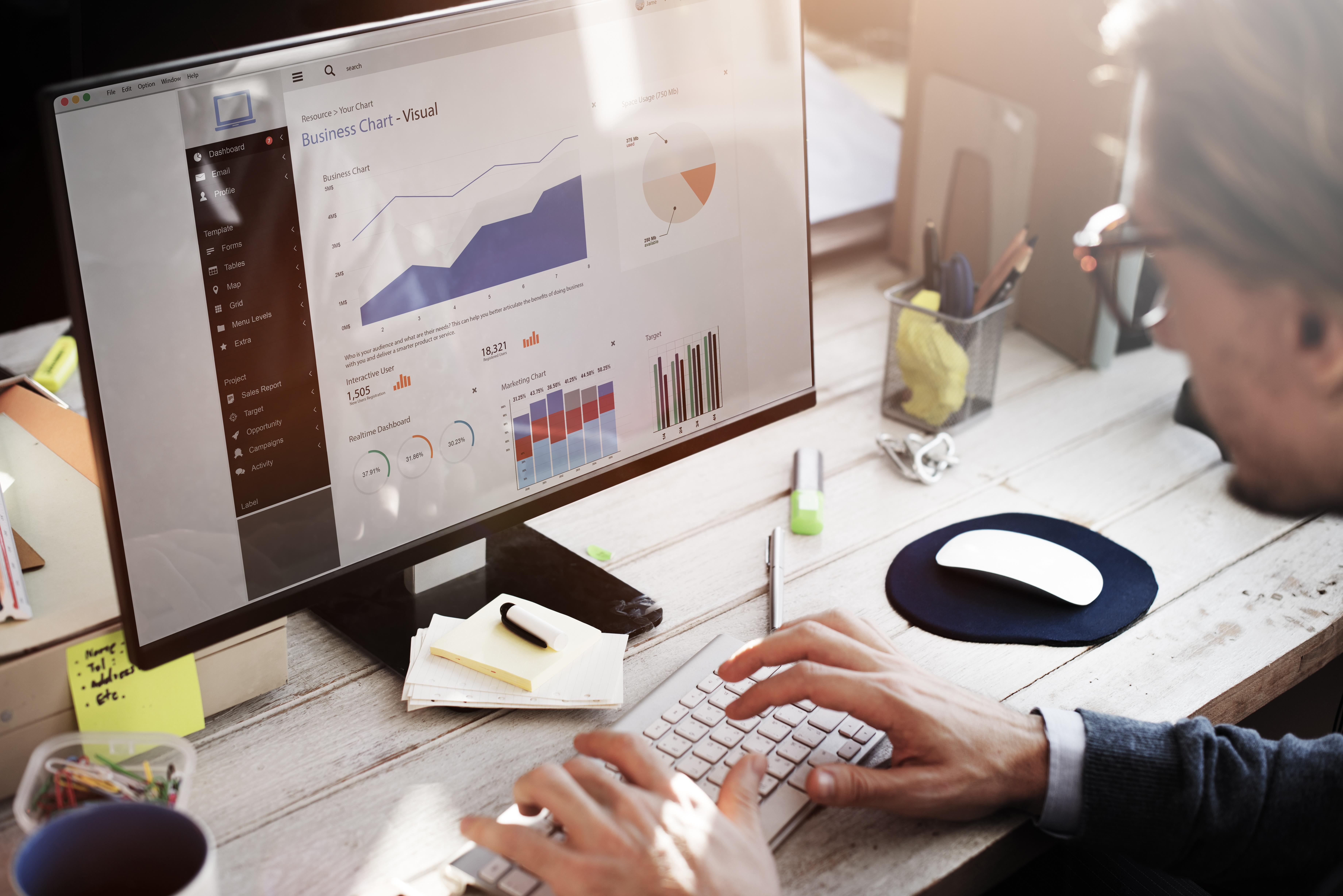 advanced analytics customer intercepts