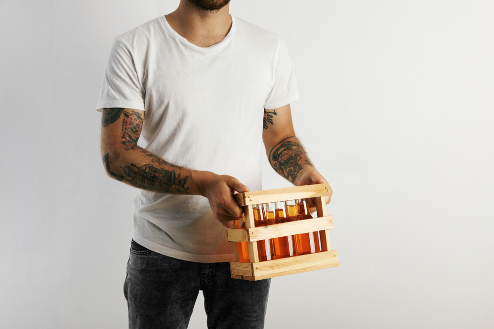 alcohol industry report beer carry