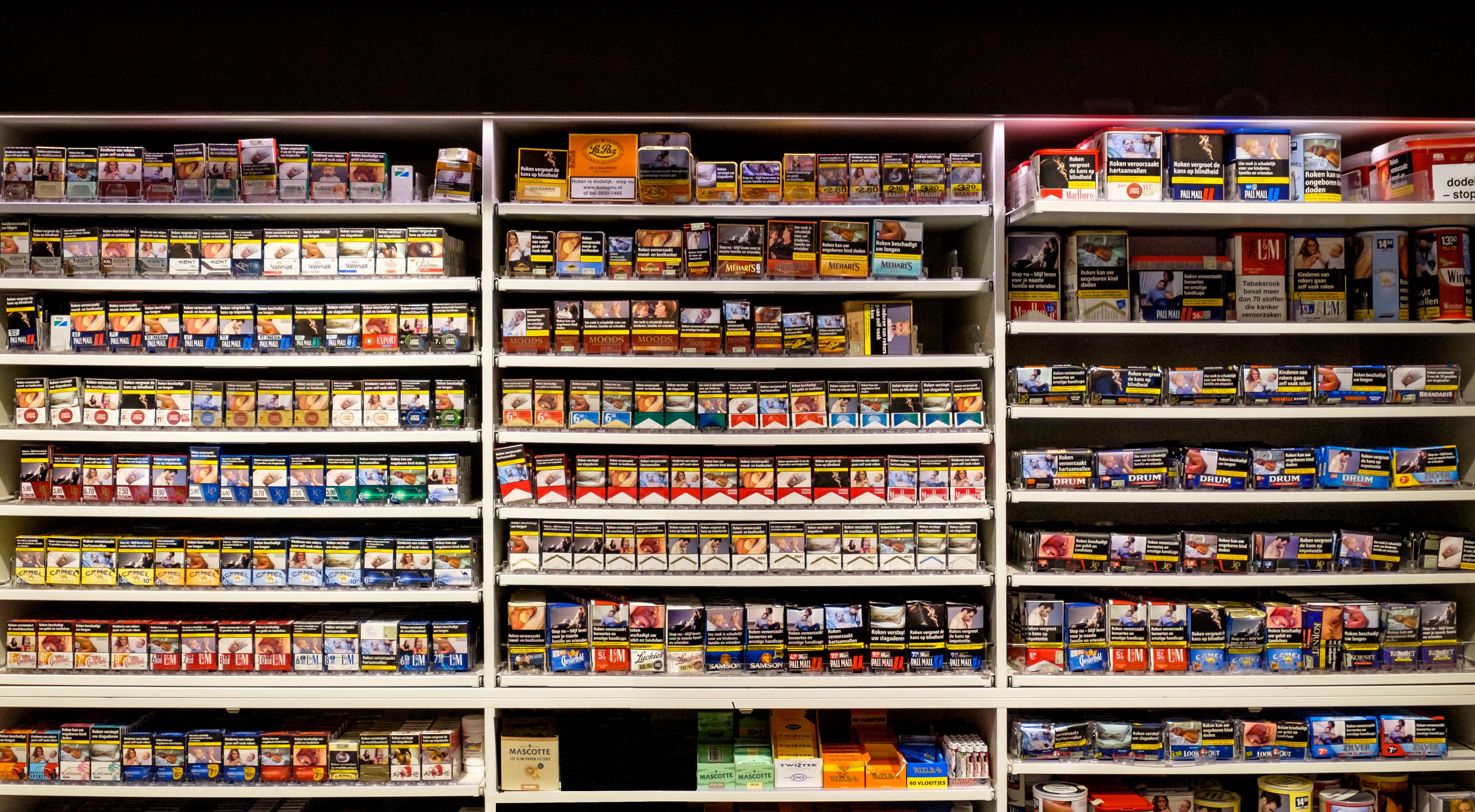 compliance audit cigarettes