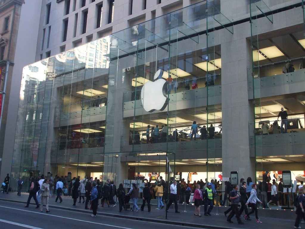 market research apple store