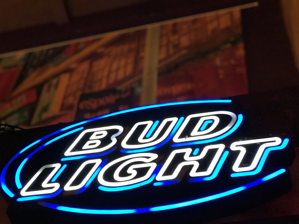 market research bud light