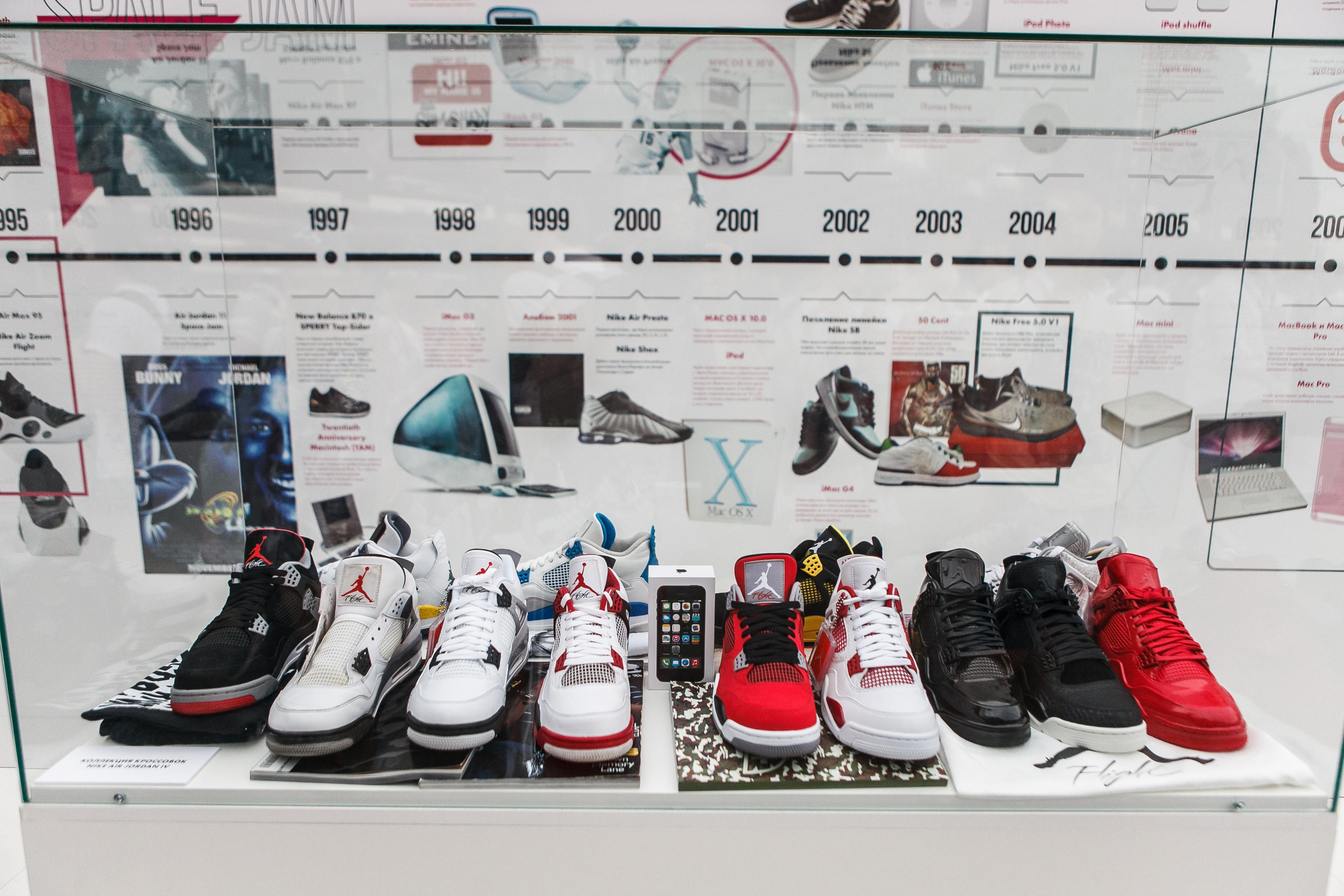 market research manufacturing fashion nike
