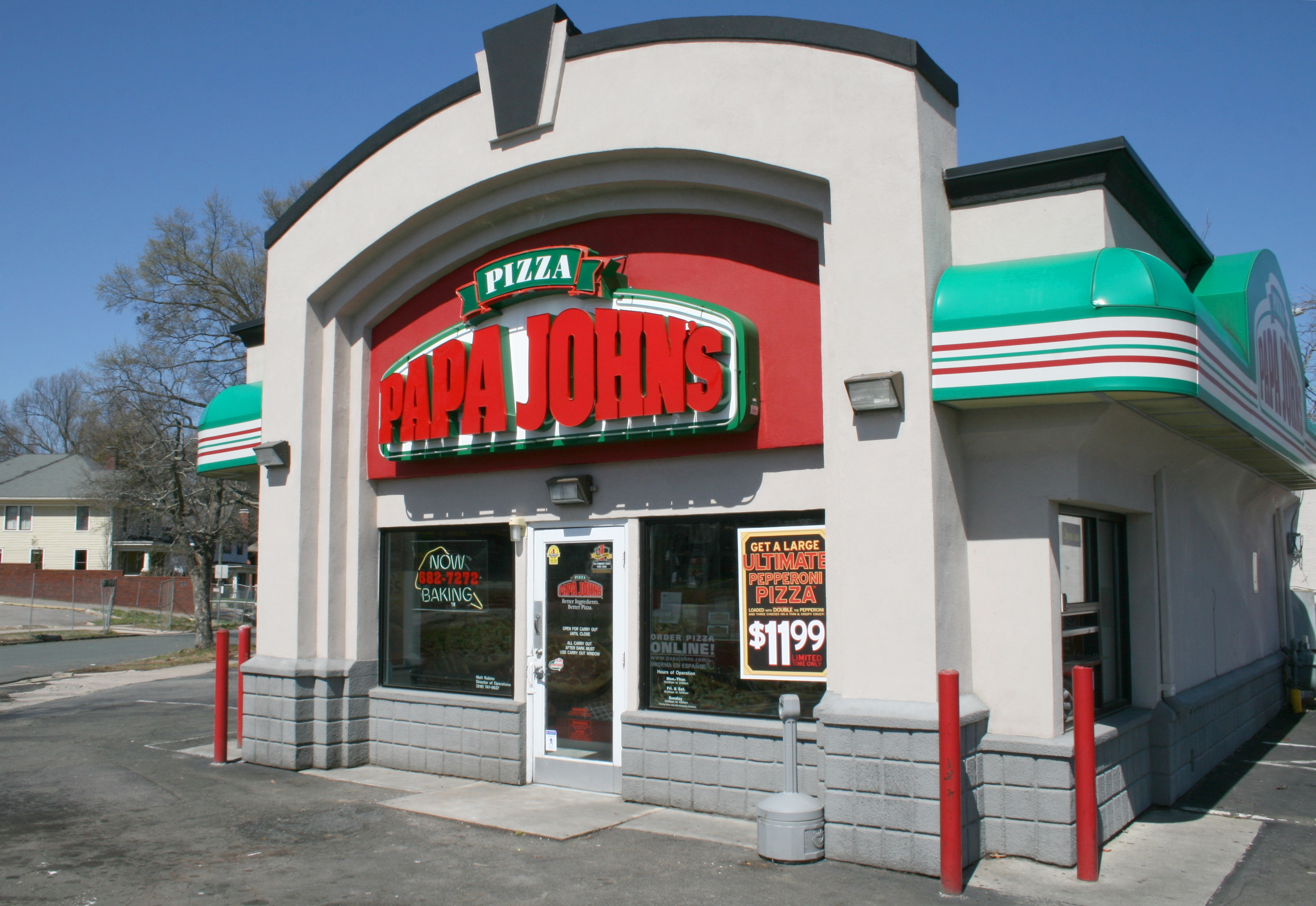 market reserach methodologies papa johns